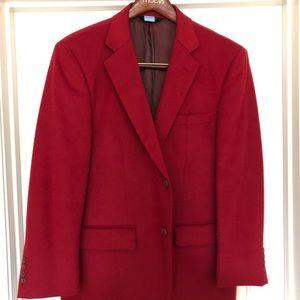 Red Sport Coat 40S